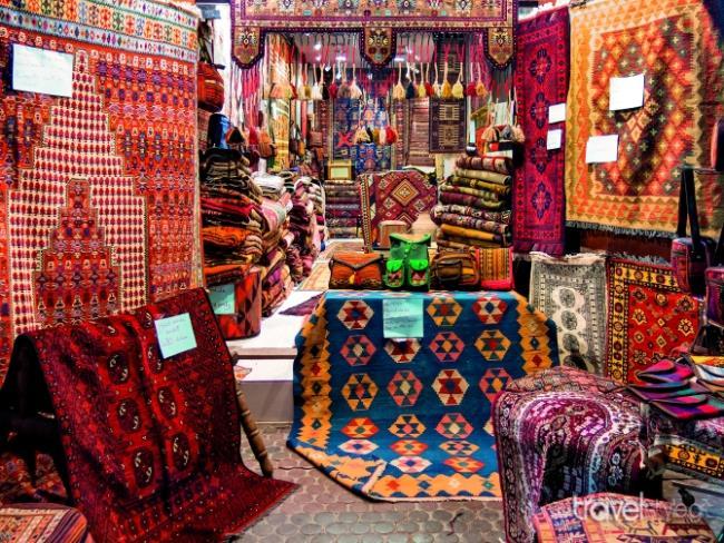 Οι παραδοσιακές αγορές του Άμπου Ντάμπι