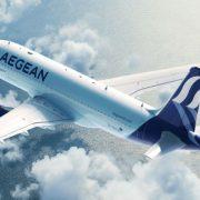 Aegean Airlines δρομολόγιο
