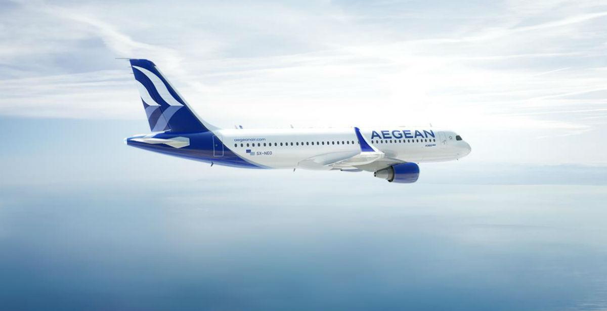 Η Aegean επέστρεψε με νέα προσφορά! Έκπτωση έως 30% σε όλους τους προορισμούς του εξωτερικού!