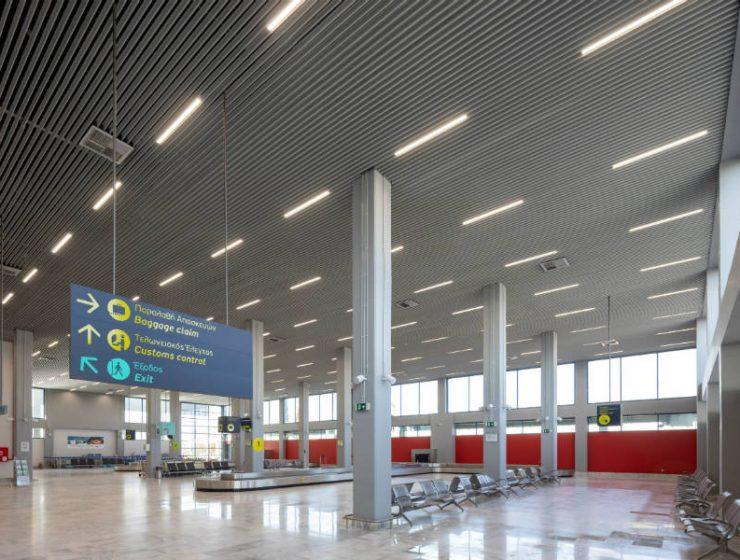Το νέο αναβαθμισμένο αεροδρόμιο της Καβάλας «Μέγας Αλέξανδρος»!