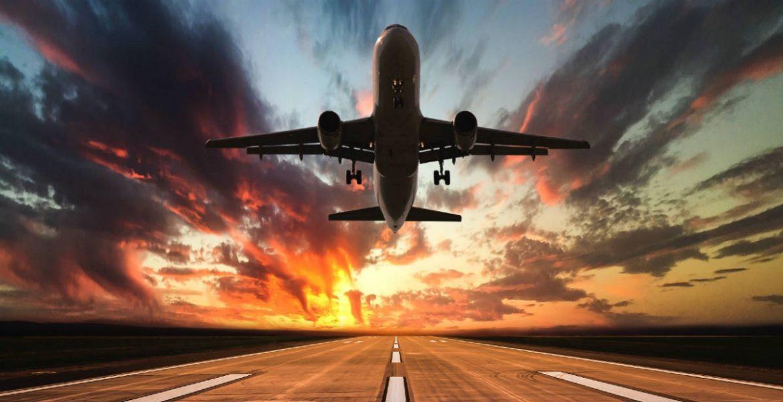 ταξίδια με το αεροπλάνο