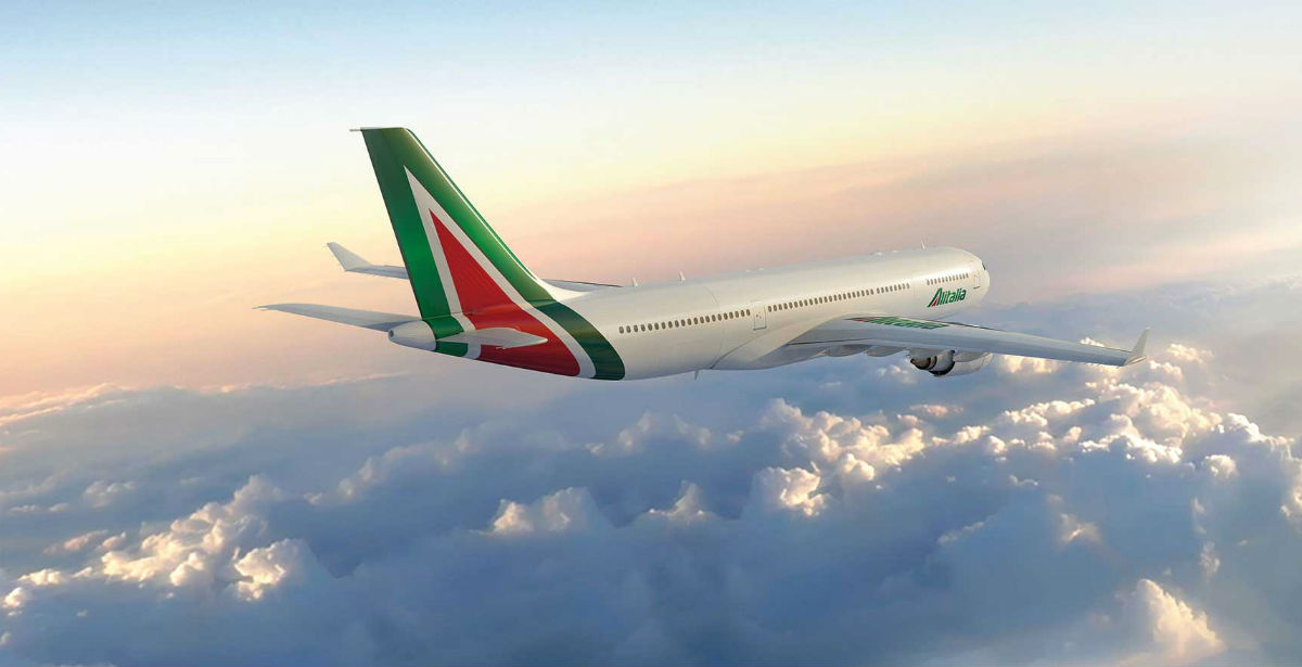 Alitalia προσφορές