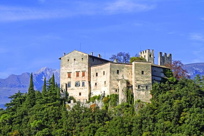 κάστρο Madruzzo Ιταλία