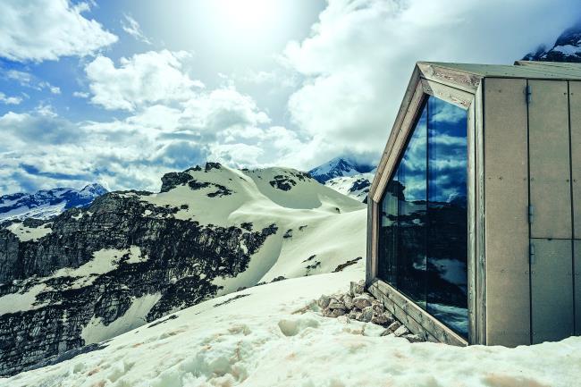 Καταφύγιο στις Άλπεις
