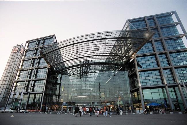 Ο εντυπωσιακότερος σιδηροδρομικός σταθμός της Ευρώπης θα σας αφήσει με το στόμα ανοιχτό!