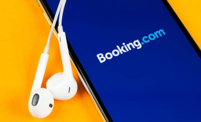 Booking.com mobile