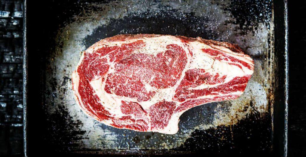 Buffalo Prive κρέας