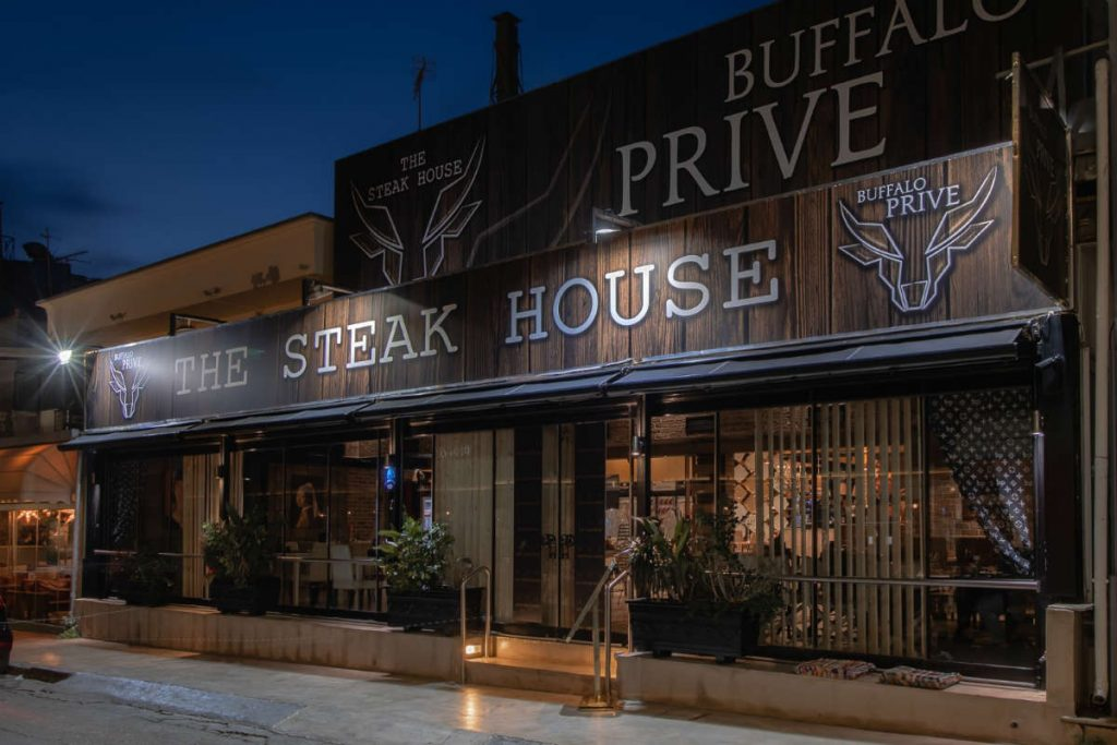 Buffalo Prive, Γλυφάδα