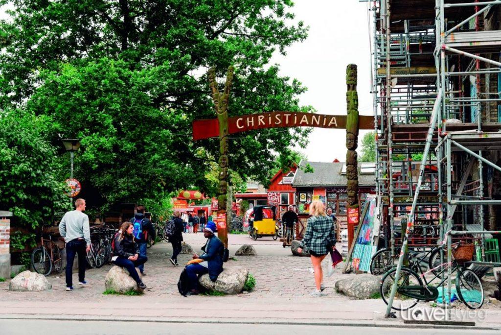 Γειτονιά Κριστιάνια, Κοπεγχάγη