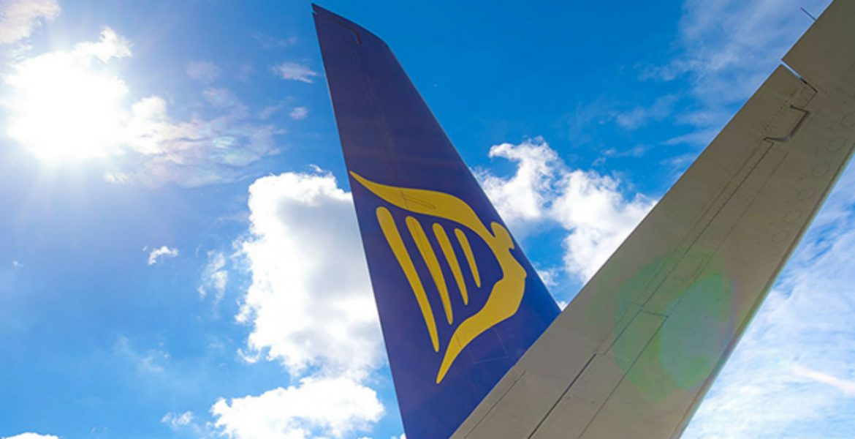 Ryanair ανακοίνωση - πτήσεις
