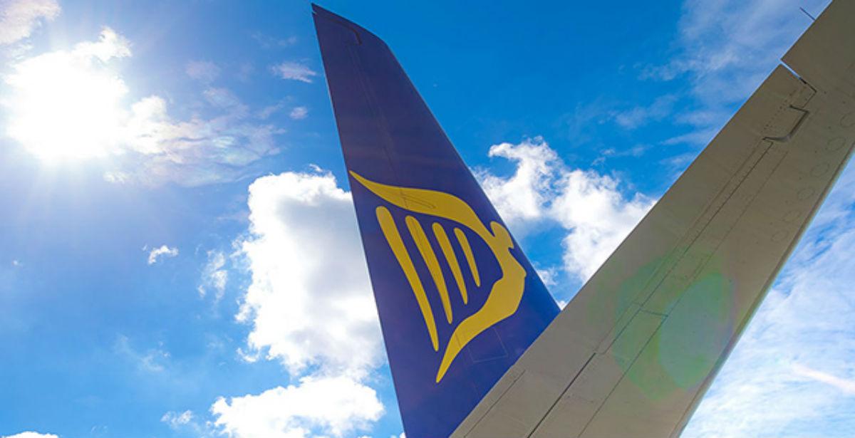 Ανακοίνωση της Ryanair: Νέα καλοκαιρινή σύνδεση που συνοδεύεται με προσφορά!