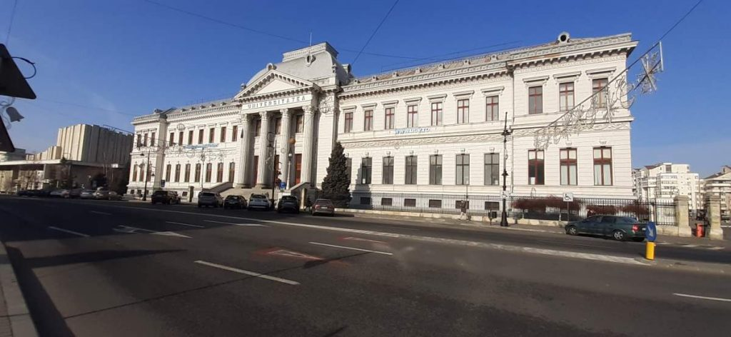 Πανεπιστήμιο στην Κραϊόβα