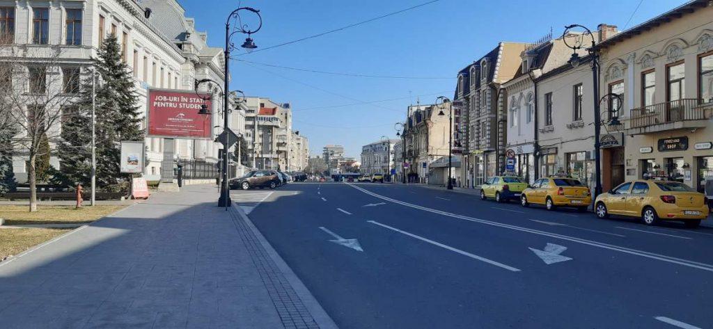 Δρόμοι στην Κραϊόβα