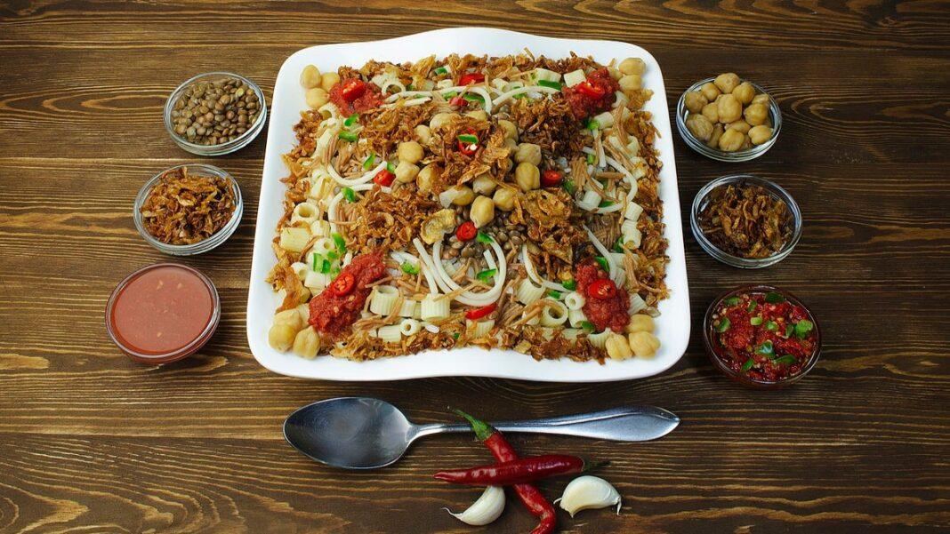 Αιγυπτιακή κουζίνα