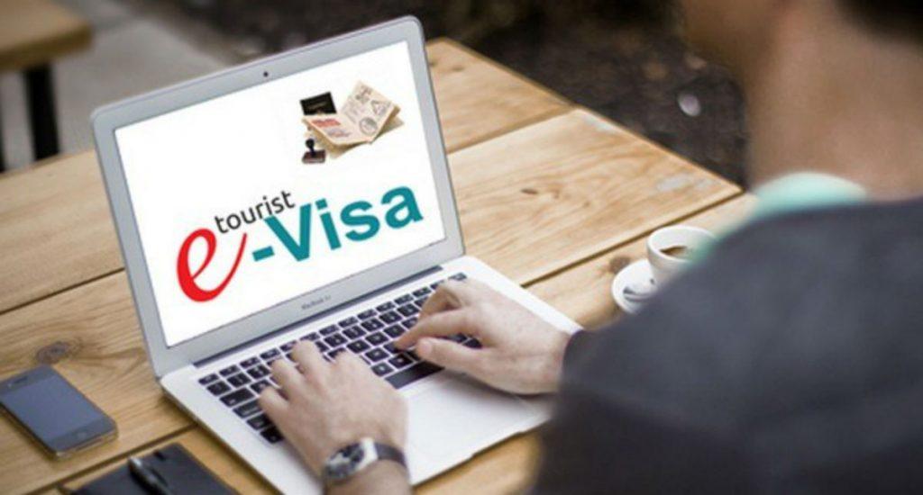 e-visa (ηλεκτρονική βίζα)