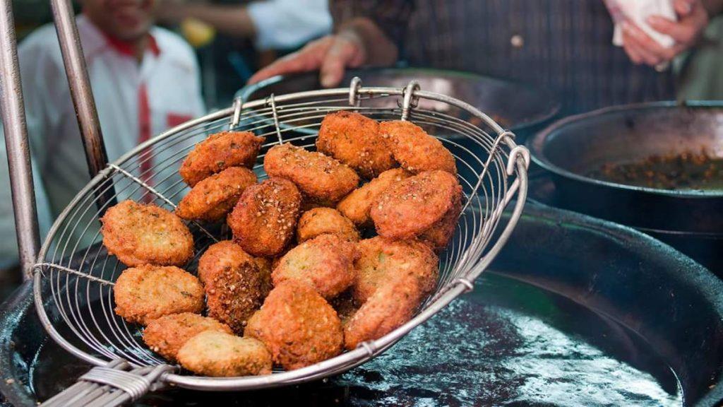 Φαλάφελ στην Αιγυπτιακή κουζίνα