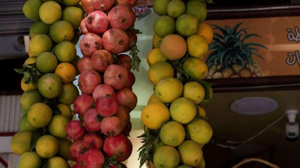 Φρέσκοι χυμοί - Ιορδανία ποτά