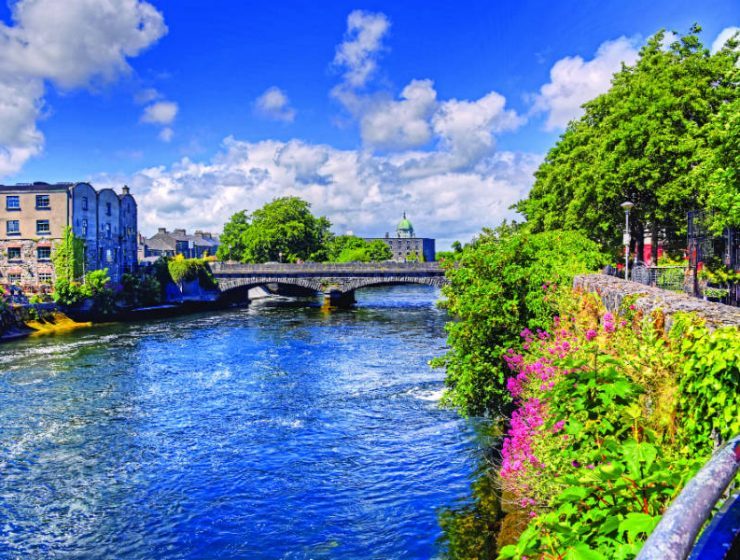 Γκόλγουεϊ, Ιρλανδία - Πολιτιστική Πρωτεύουσα Ευρώπης 2020