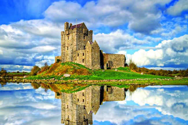 Γκόλγουεϊ κάστρο