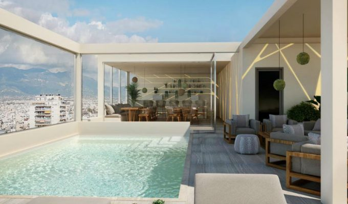 Green Suites: Νέο οικολογικό 5άστερο ξενοδοχείο στην Αθήνα