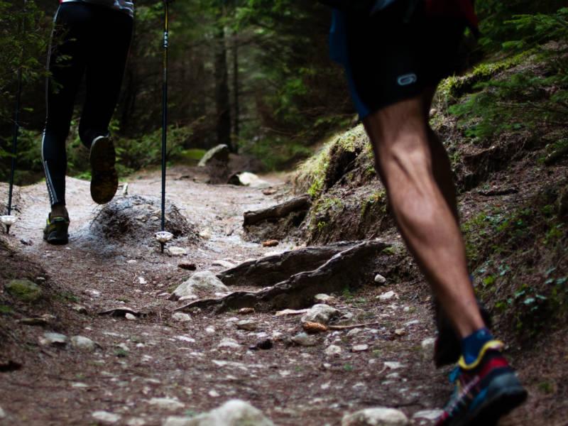 Αγκίστρι - αγώνες ορεινού τρεξίματος