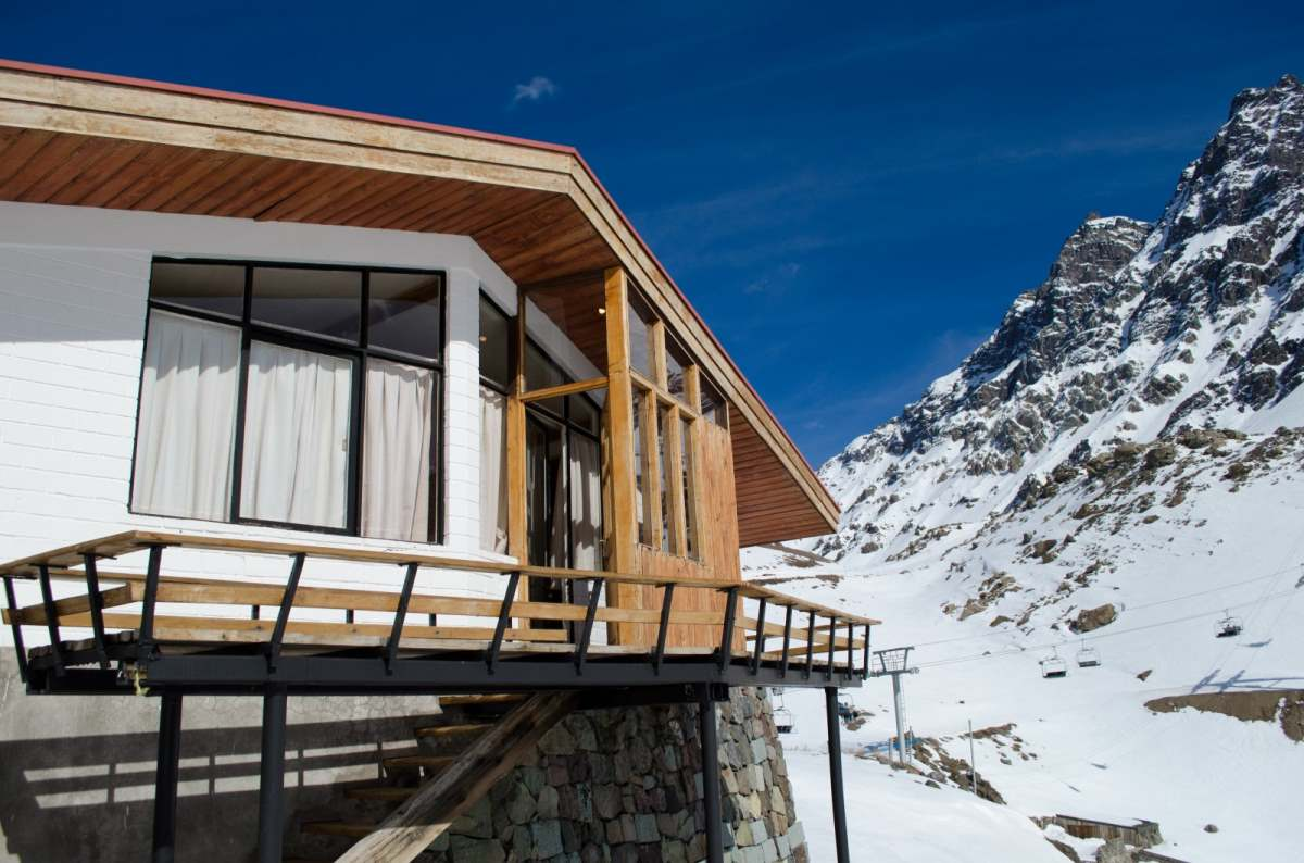 Hotel Portillo ski resort