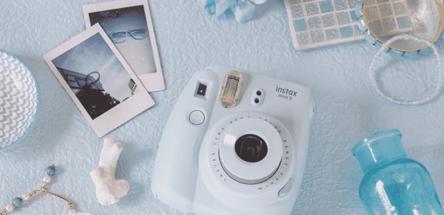 Instant camera - δώρα Αγίου Βαλεντίνου