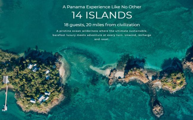 Islas Secas Παναμάς