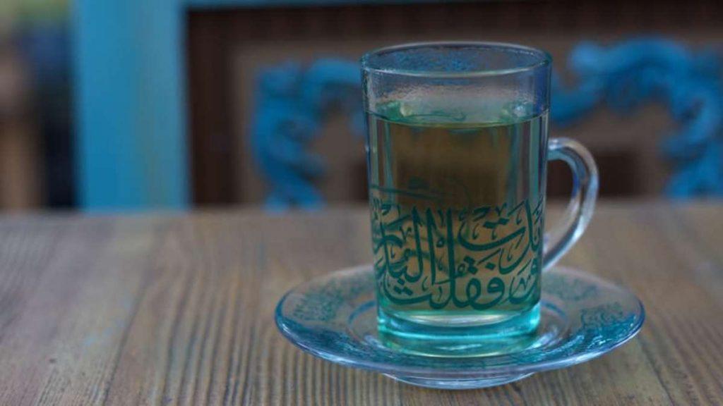 Τσάι και καφές των Βεδουίνων