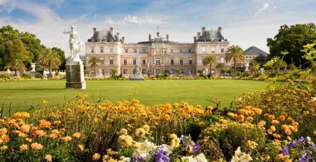Κήποι του Λουξεμβούργου - Άνοιξη στο Παρίσι