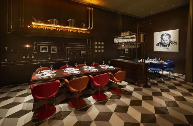 Εστιατόριο Louis Vuitton Sugarlabo V