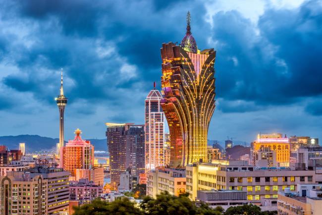 Μακάο Ασία