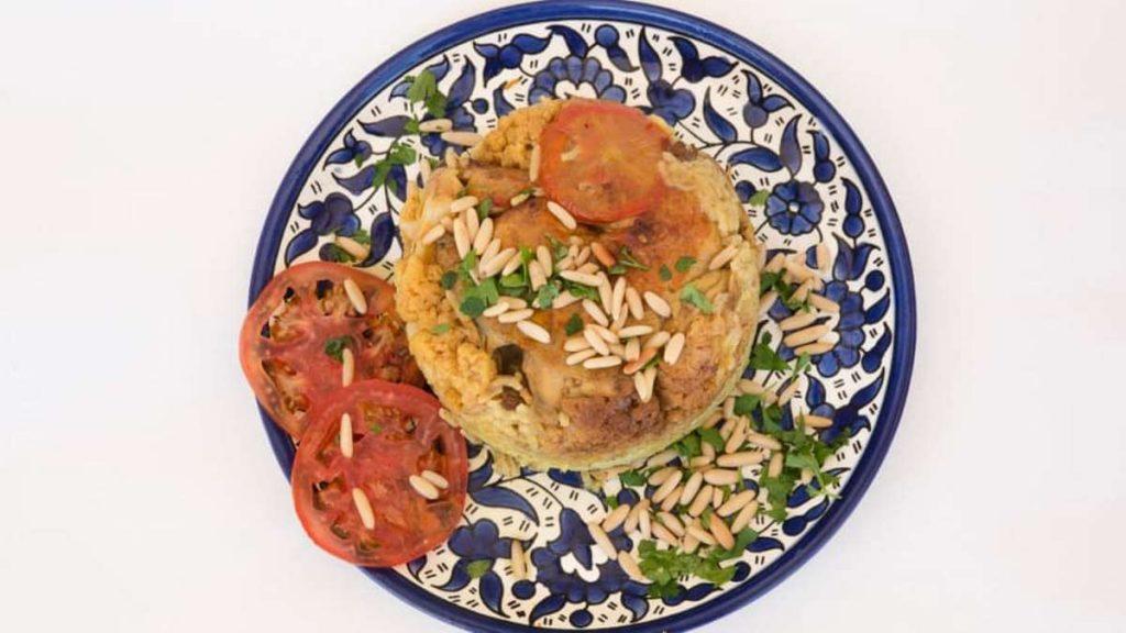 Μακλούμπα - ιορδανική κουζίνα