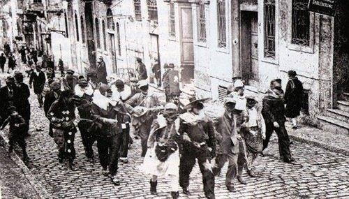 Μπακλαχοράνι - φωτογραφία από τα παλιά