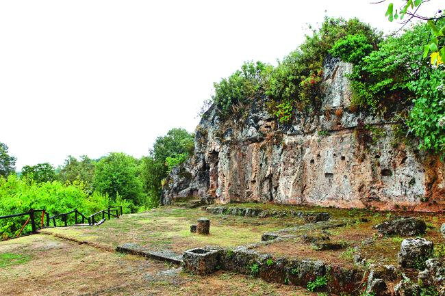 Η σχολή όπου δίδαξε ο Αριστοτέλης
