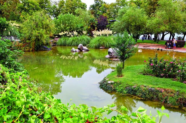 Δημοτικό Πάρκο Νάουσας