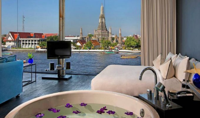 Ρομαντικά ξενοδοχεία στη Μπανγκόκ