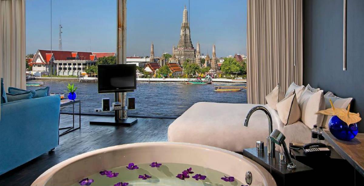 Σε αυτά τα ξενοδοχεία στη Μπανγκόκ θα περάσετε αξέχαστες ρομαντικές διακοπές!