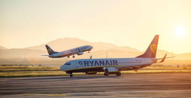 Ryanair προσφορές και ανακοινώσεις