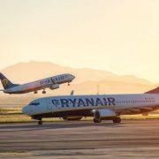 Ryanair ανακοίνωση - πρόγραμμα πτήσεων