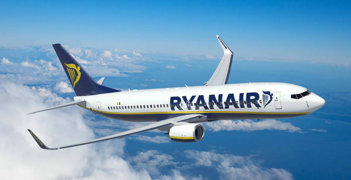 Ryanair: Νέα είδηση από την αεροπορική εταιρεία χαμηλού κόστους! – Η νέα συνεργασία…