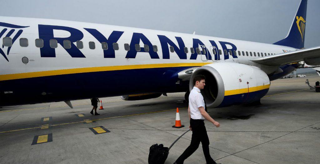 Ryanair είδηση - πιλότοι