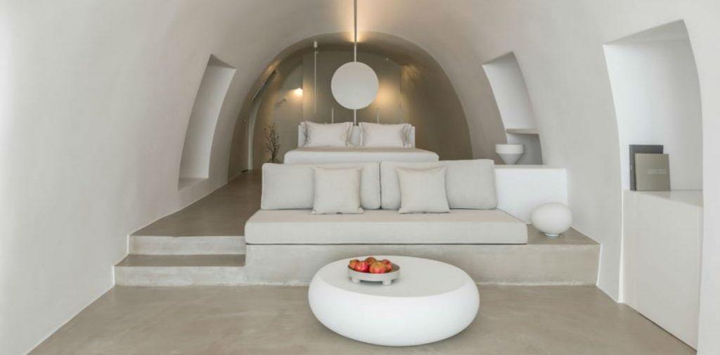 Saint Santorini δωμάτιο