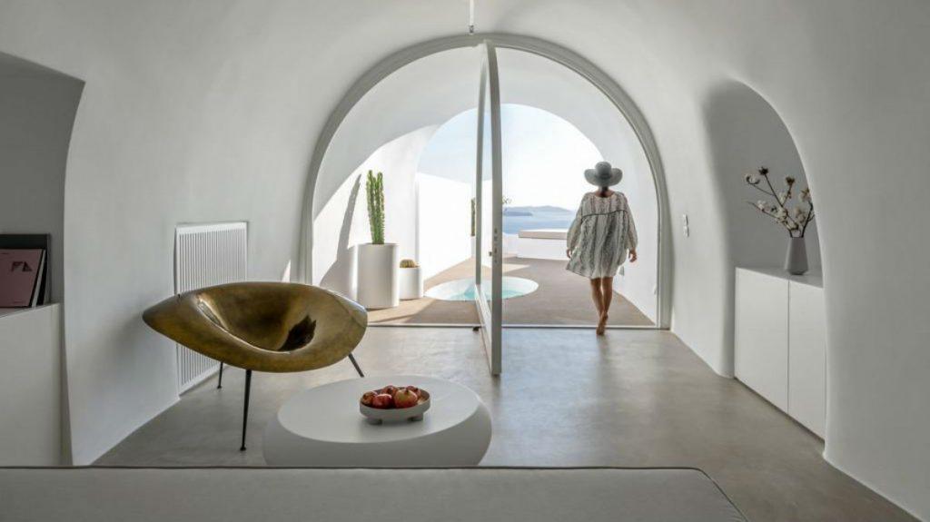 Saint Santorini σουίτα 1