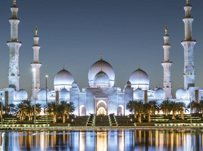 Μέγα Τέμενος του Σεΐχη Ζαγιέντ