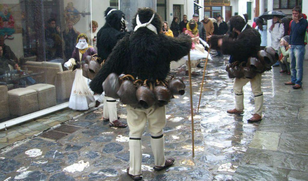 Σκυριανό καρναβάλι - Απόκριες στη Σκύρο