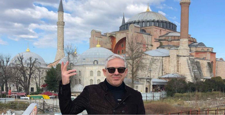 Οι «Εικόνες» με τον Τάσο Δούση ταξιδεύουν στην Κωνσταντινούπολη! - Μέρος 1