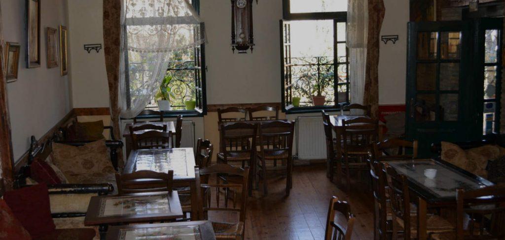 Το Καφενείο - παλιότερα εστιατόρια Αθήνα