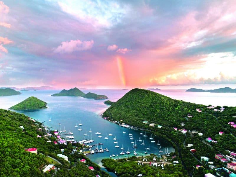 Βρετανικές Παρθένες Νήσοι: Το