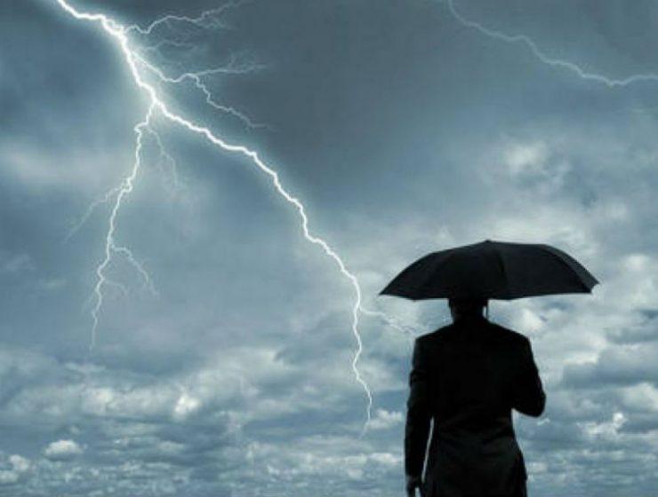 Καιρός: Βροχές, καταιγίδες